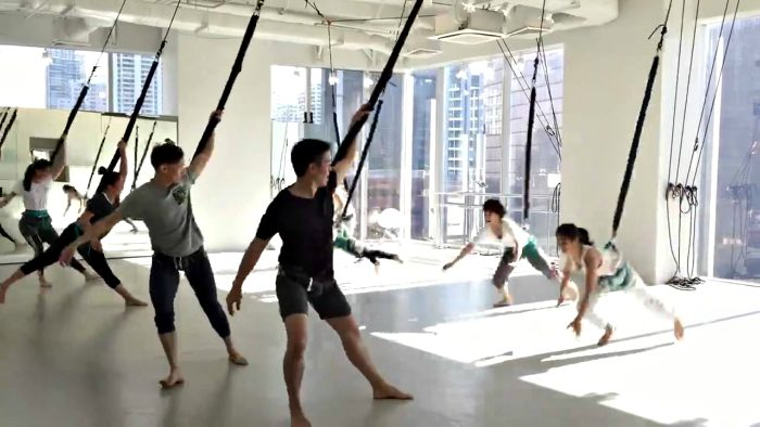 Bungee fitness: Jump your way to your body goals