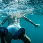 Effective ways to prevent panic during swim by Tony Trocoly