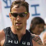 Jenson Button triathlon