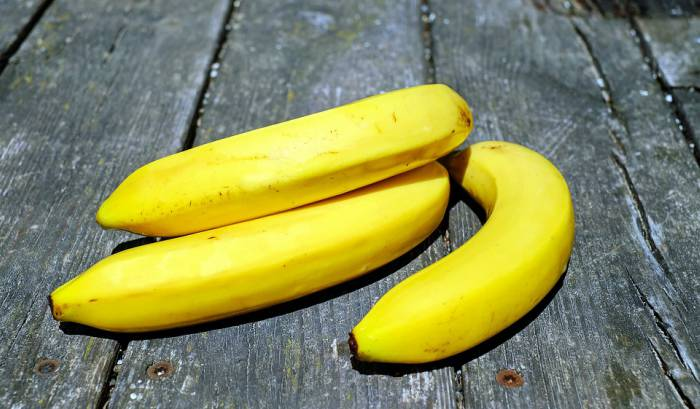 banana for athletes