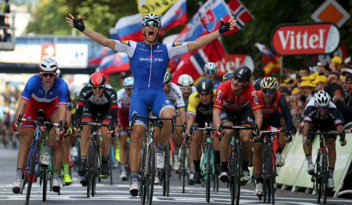 Tour de France 2017 results
