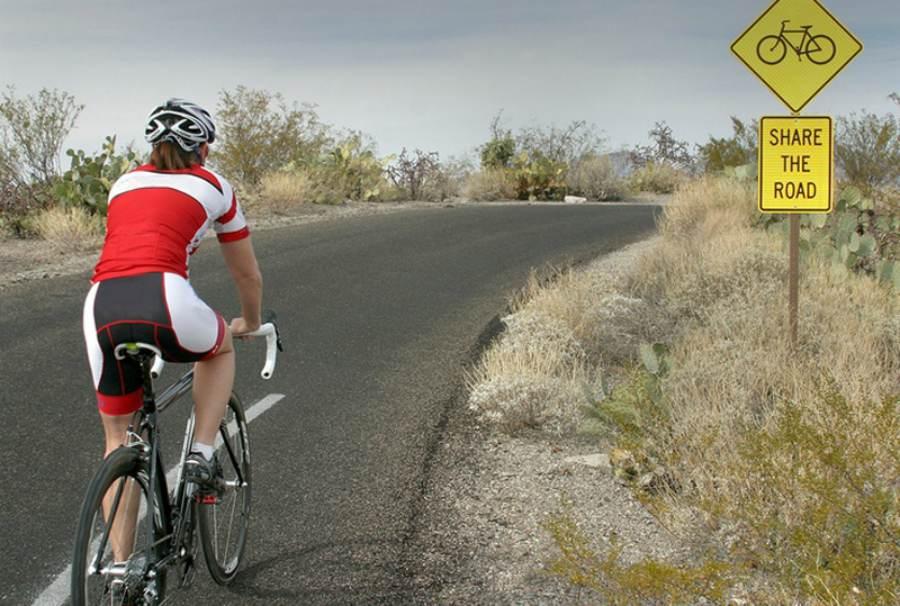 Dangerous cycling