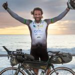 Around the World in 79 days: Cyclist smashes record for the fastest navigation of the planet!