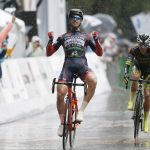 Canola wins Japan Cup criterium while Porte returns since Tour de France