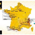 Full Tour de France 2018 route! Discover it's trickiest stages and other details
