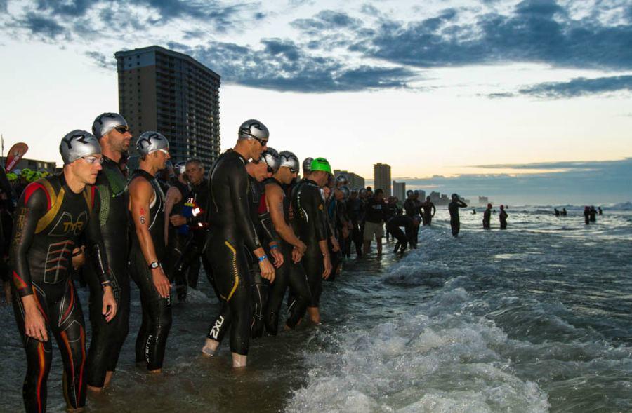 Nov 4, 2017: Florida IRONMAN Triathlon once again in PCB