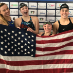 World Para Swimming Champions: American swimmers give the most impressive performance
