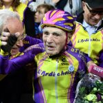Marchand, French cycling Champion, retires at 106