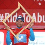 Trifind Triathlon Results and Triathlon coaching | Triathlon Blog Breaking: Alejandro Valverde takes final stage victory to win Abu Dhabi Tour