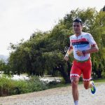 Spanish champion Javier Gomez wins at the Challenge Wanaka half Ironman event