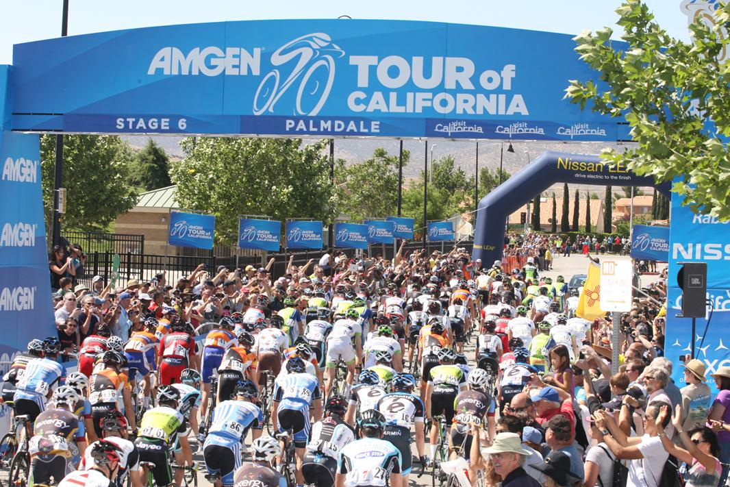Amgen Tour of California route 2018