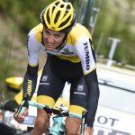 Breaking: George Bennett targets Giro d'Italia 2018