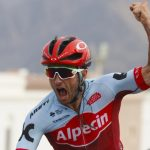 Nathan Haas takes Tour of Oman second stage and overall victory!