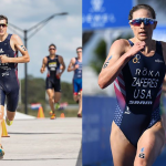 USA Triathlon athlete of the year 2018