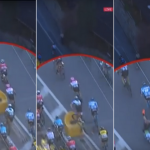 Breaking: Mark Cavendish heavy crash in last 10km of Milan-Sanremo