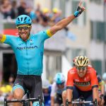 Fraile wins First stage of Tour de Romandie