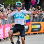 A living legend: Extraordinary Froome grabs Giro d'Italia lead!