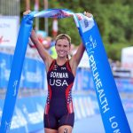 ITU Triathlon World Cup: Tamara Gorman Wins Silver in Chengdu