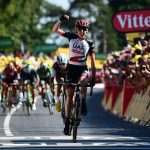Tour de France: Martin takes stage six win after a brutal attack