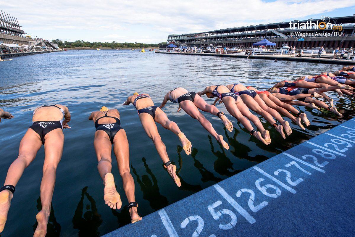 montreal WTS triathlon
