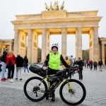 Jenny Graham Becomes Fastest Woman to Ride Around the World Under 125 Days