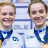 European Track Championships 2017: Elinor Barker and Ellie Dickinson just won Madison gold