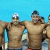 Egypt swimming team